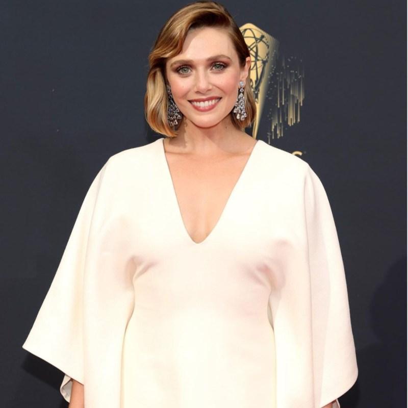 Wow! El vestido de Elizabeth Olsen fue diseñado por sus hermanas