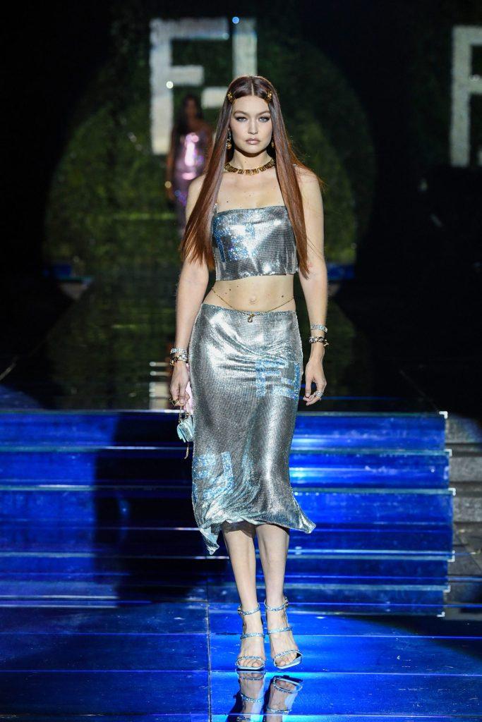 Look 24 Fendi by Versace