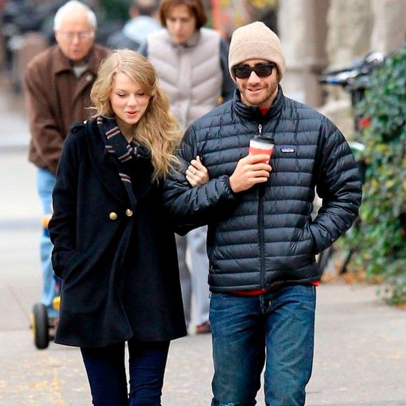 Jake Gyllenhaal gastó una vez más de $100K en una cita con Taylor Swift