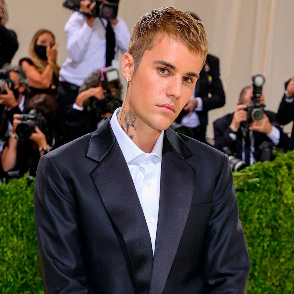 Justin Bieber cerró la Met Gala con un mini concierto sorpresa