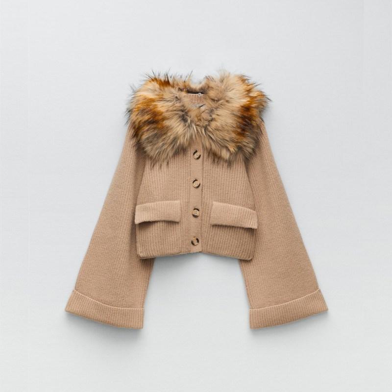 Must de Zara suéter pelo Zara