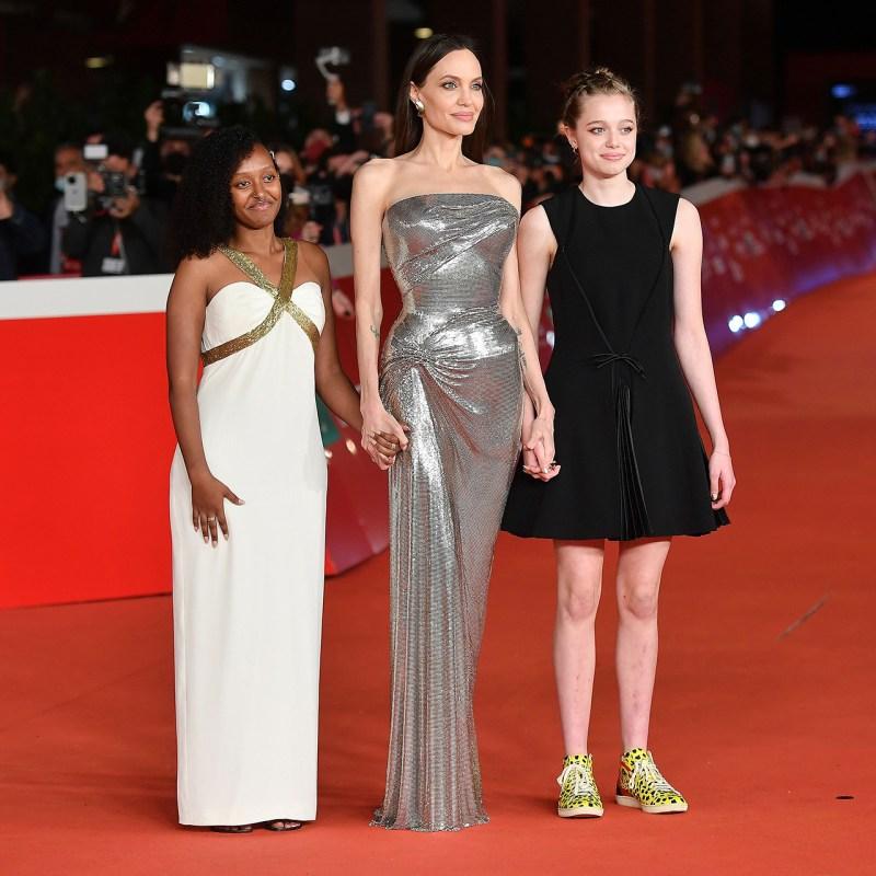 Quiénes son los hijos de Angelina Jolie y qué están haciendo actualmente