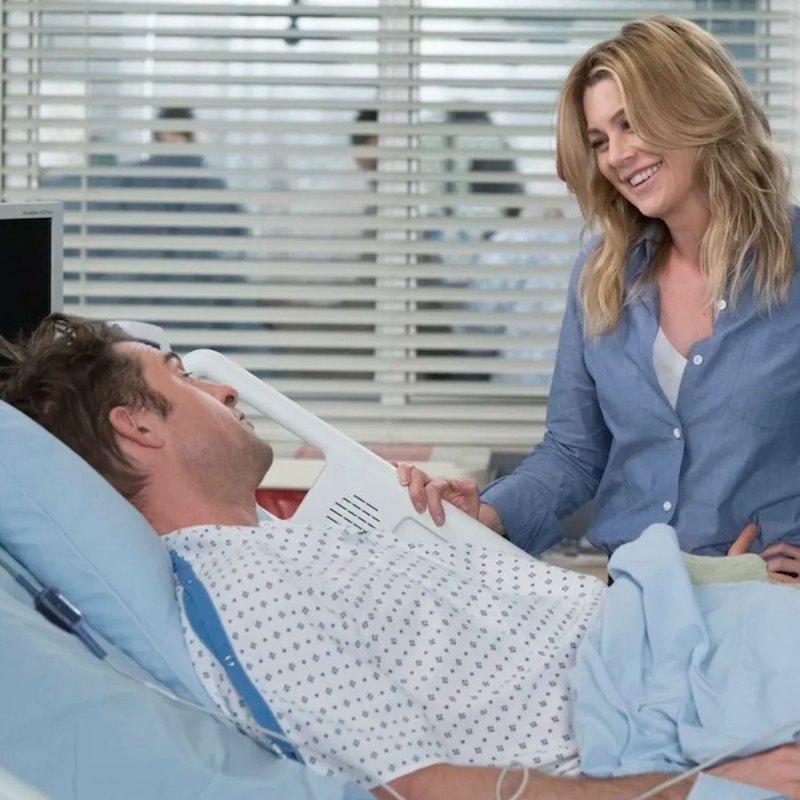 El cirujano Nick Marsh está de regreso en esta temporada de Grey's Anatomy