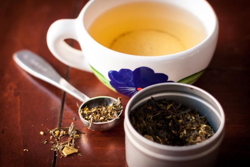 té verde tiene cafeína