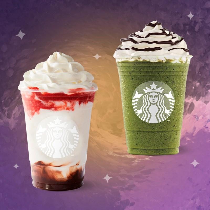 Starbucks tiene las mejores bebidas para la época más terrorífica del año, ¡prueba sus sabores de  temporada!