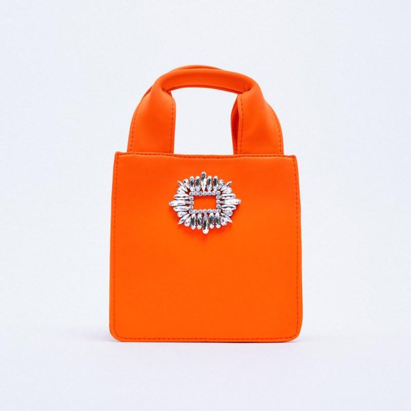Party Bags: Zara naranja