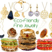 Dazzling Yet Ideal Introducing: Eco-Chic Jewels!