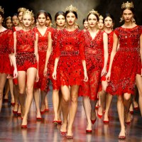 CROWN ROYAL FAB VIDEO:With #MFW Dolce & Gabbana F/W 2013 Collection!