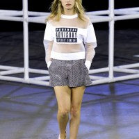 WORN PARENTAL ADVISORY VIDEO: #NYFW Alexander Wang S/S 2014 Collection!