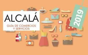 Guía de comercio y servicios de Alcalá de Henares 2019