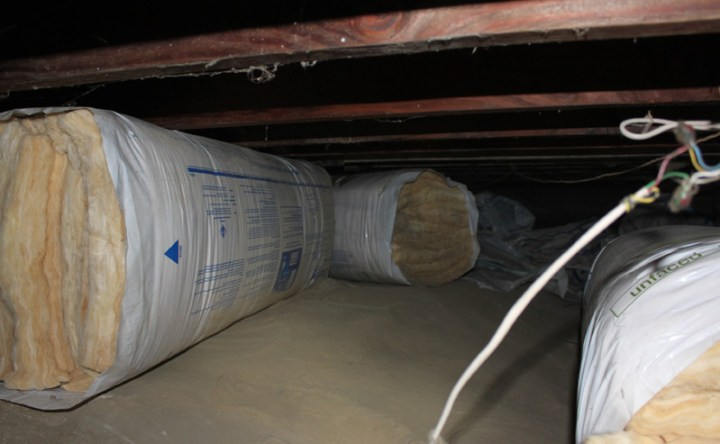 Subfloor   Crawl Space Insulation   Allied Insulation Supported   Secured