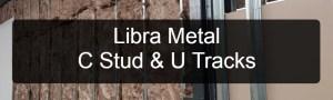 Libra Metal C Stud & U Tracks 2