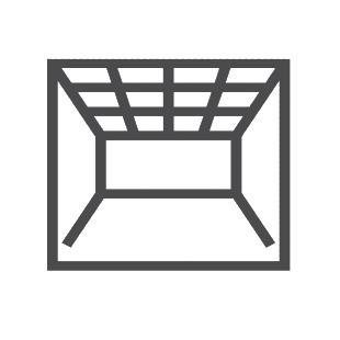 MF Ceilings Logo