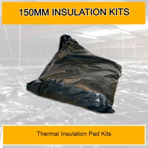 150mm Insulation Pad Kits