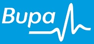 Bupa Insurance Logo