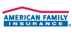 Logo d'assurance familiale américaine