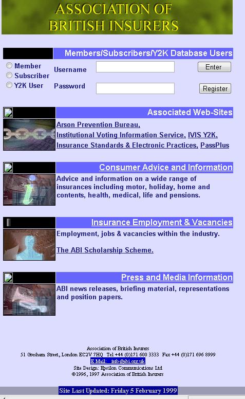 ABI 1999