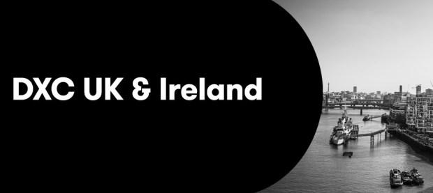 DXC-UK logo