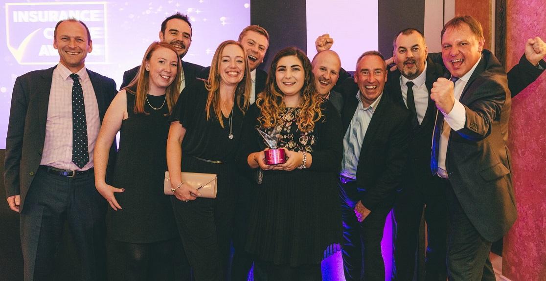 Total Landlord Insurance win award 2017