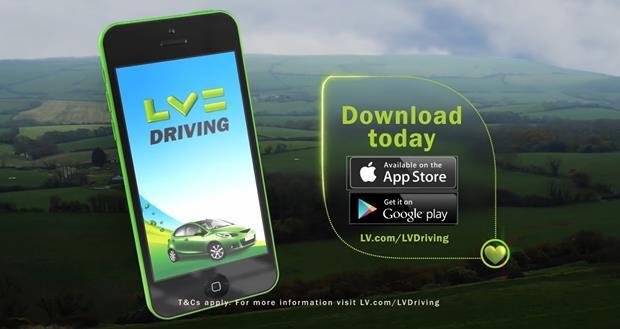 LV car insurance app