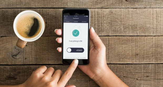 neos smartphone home insurance app
