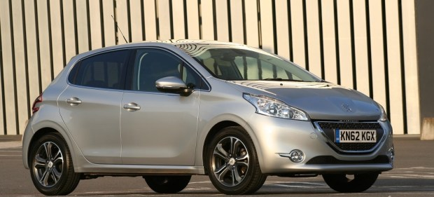 Peugeot 208 over 50s drivers insurance