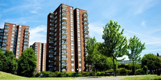 london housing copyright free