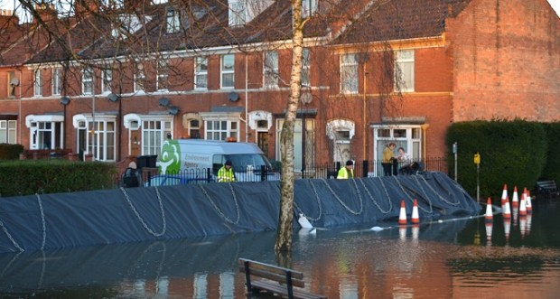 Government flood defence schemes insurance claims