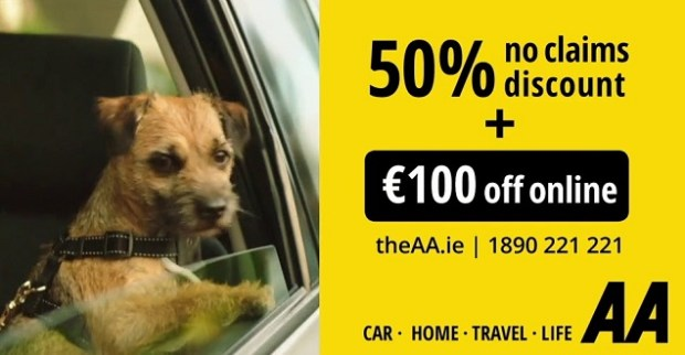 aa insurance ireland best rates older cars