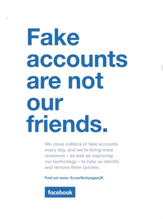 facebook fake accounts insurance ghost brokers