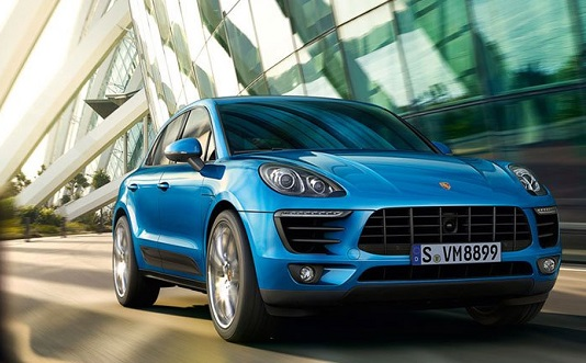 is the Porsche-Macan vulnerable to keyless entry scan theft