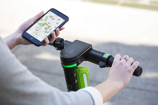 lime app lets you hire e-scooter in cities