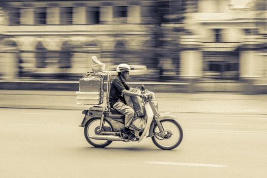 freelance insurance for delivery drivers