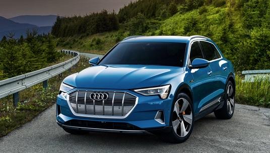 2019 audi e-tron car safety ratings uk
