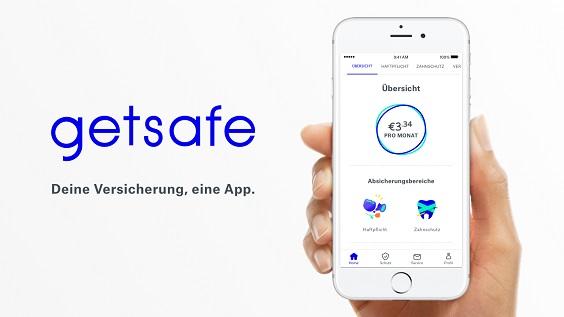 Getsafe raises series a funding for insurance app