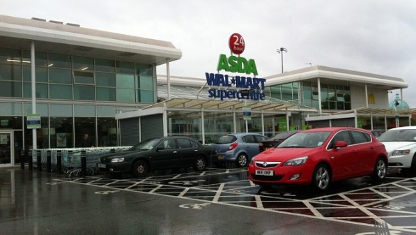 business shops supermarket insurance flood risk uk