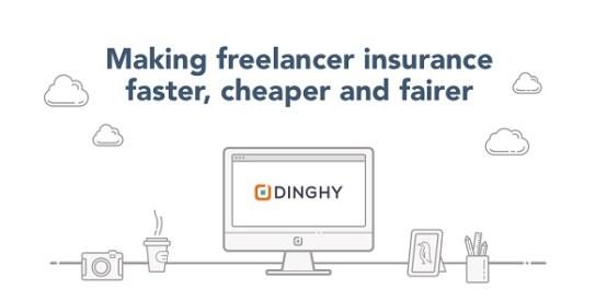 freelancer business insurance from dinghy uk