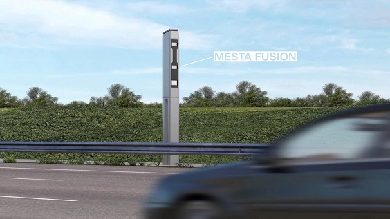 mesta fusion speed cameras france belgium UAE other countries