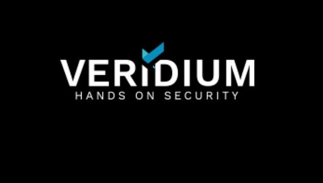 Veridium biometric ID systems fingerprint scanning