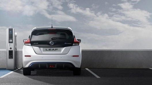 Nissan leaf electric car uk price