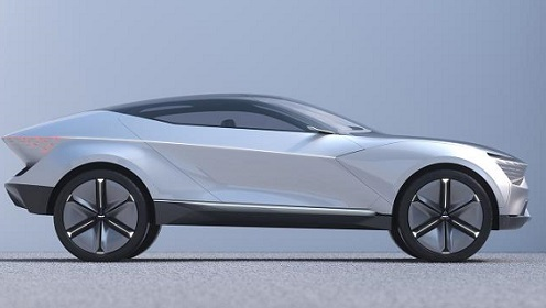 futuron kia concept electric driverless car specs photos
