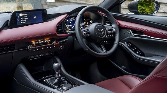 mazda driver monitoring