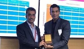 RAKESH ssp India award