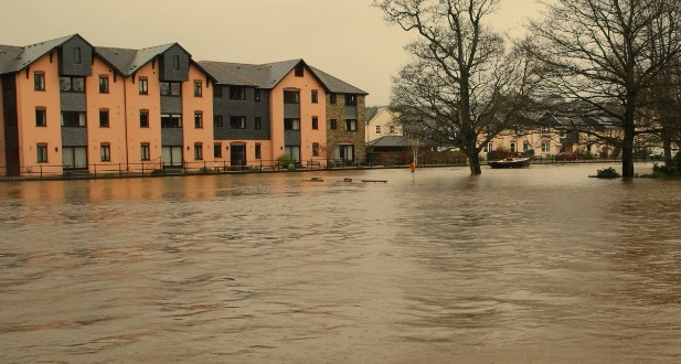 flood and water damage claims winter