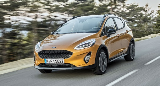ford fiesta most stolen car in uk