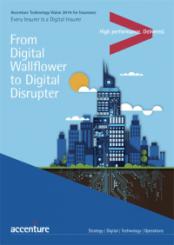 From Digital Wallflower to Digital Disruptor
