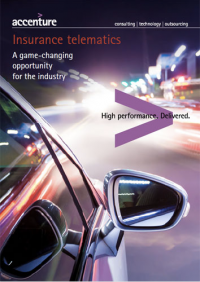 Insurance telematics: A game-changing opportunity for the industry