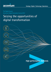 Accenture Digital Innovation Survey 2014: Seizing the opportunities of digital transformation