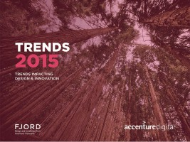 Fjord Trends 2015: Trends Impacting Design & Innovation