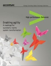 Enabling agility: A roadmap for successful claims system transformation